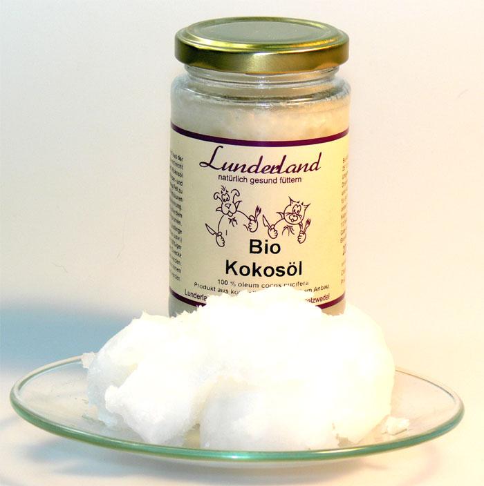 Bio Kokosöl - Lunderland
