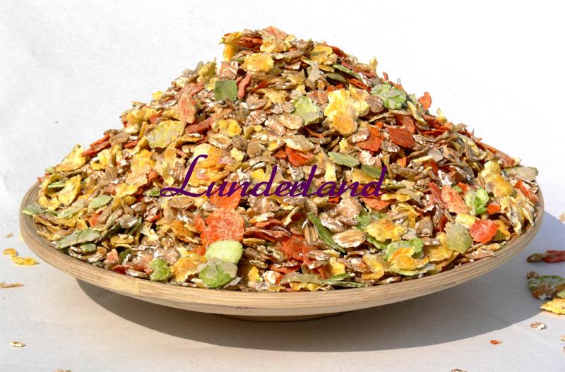 Lunderland Mixflocke