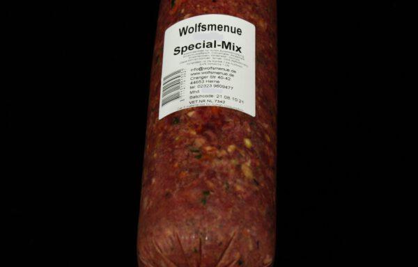 Wolfsmenue Spezialmix