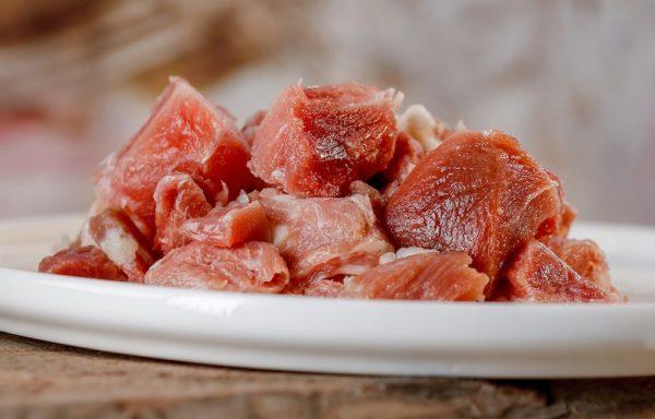 Barfgold Putenfleisch
