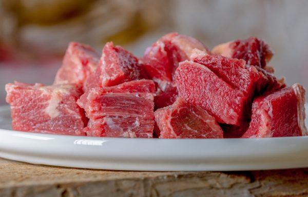 Barfgold Rindfleisch durchwachsen