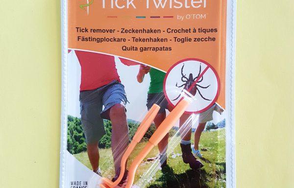 Zeckenhaken Tick Twister by O TOM