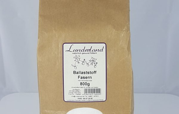 Lunderland – Ballaststoff Fasern