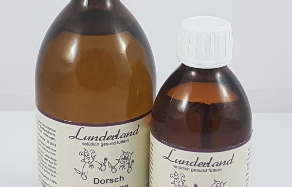 Lunderland Dorschlebertranöl