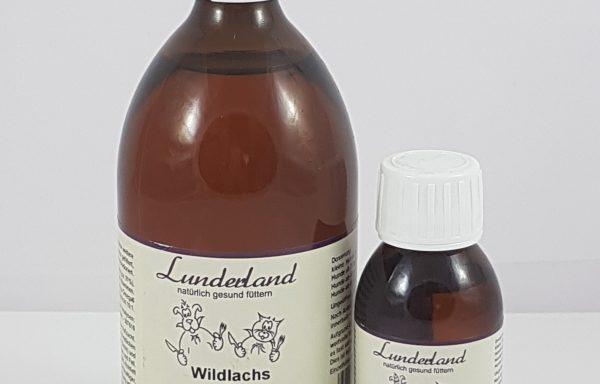 Lunderland Wildlachsöl