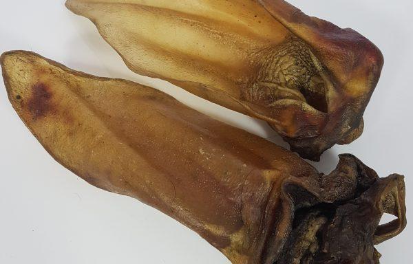 Rinderohren mit Muschel – unverpackt
