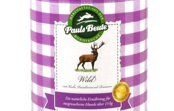 Pauls Beute Wild