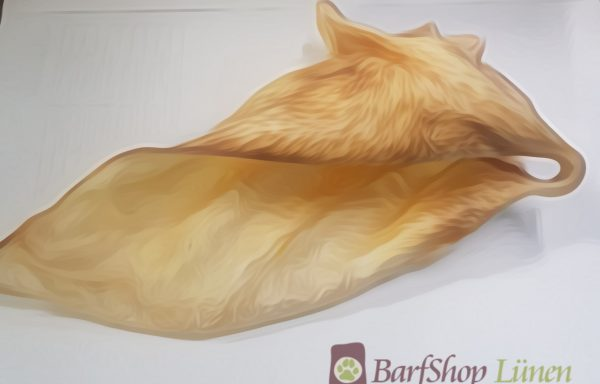 Ziegenohren schonend getrocknet – unverpackt