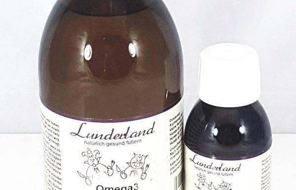 Lunderland – Omega3 Öl