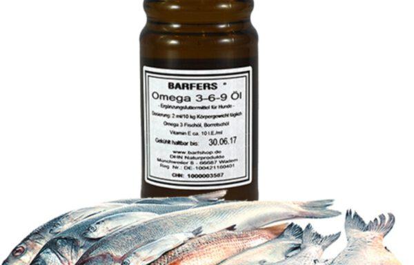 DHN Omega 3-6-9 Öl