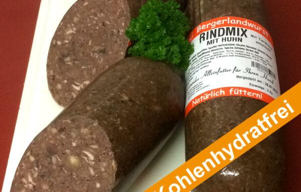 Bergerland-Wurst-Rind‑Huhn‑Mix ab 750g
