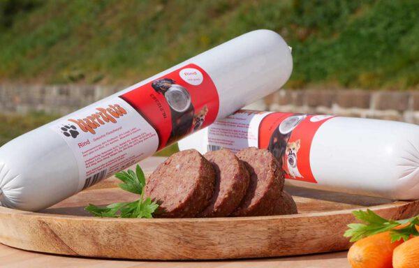 HappyPets Much – Rindfleisch gekocht