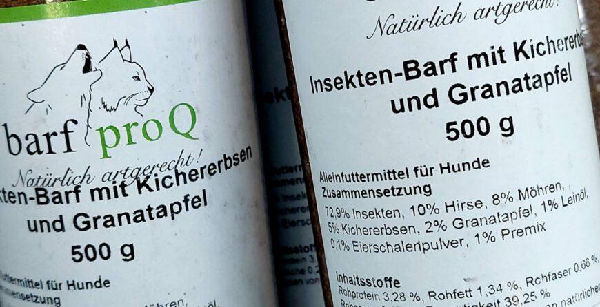 Barf proQ Insektenbarf