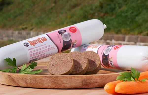 HappyPets Much Lamm und Karotte gekocht 500g